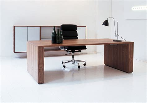 Office Desks Contemporary Contemporary Executive Office Desk Home Furniture Design
