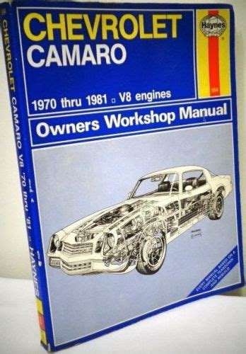 service manual hayes car manuals 1981 chevrolet camaro electronic valve timing 1981 purchase haynes chevrolet camaro 1970 1981 v8 owners workshop manual motorcycle in saint louis