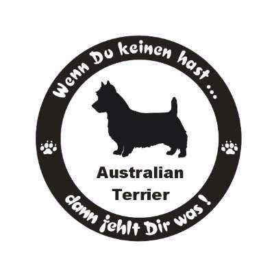 Aufkleber F R Auto Hund by Wenn Du Keinen Hast Hunde Aufkleber Australian