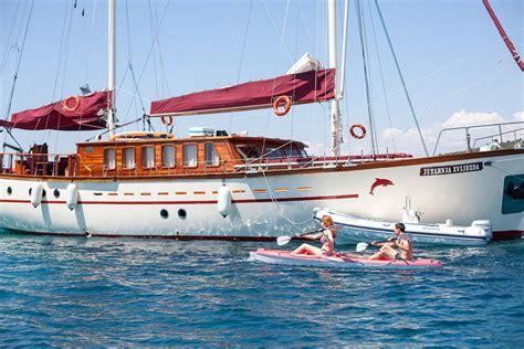 27 meters in gulet 27 meters for rent split croatia
