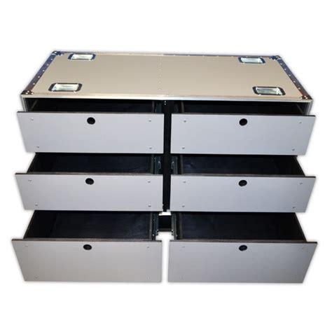 tool box with drawers uk 6 drawer wheeled toolbox flightcase