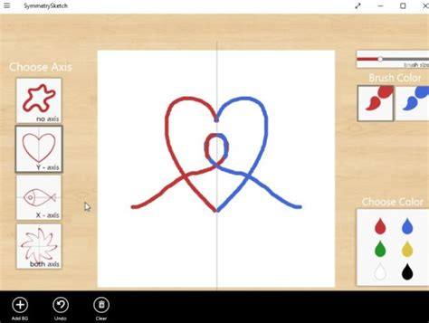 free drawing app windows 10 drawing app to draw symmetrical sketches