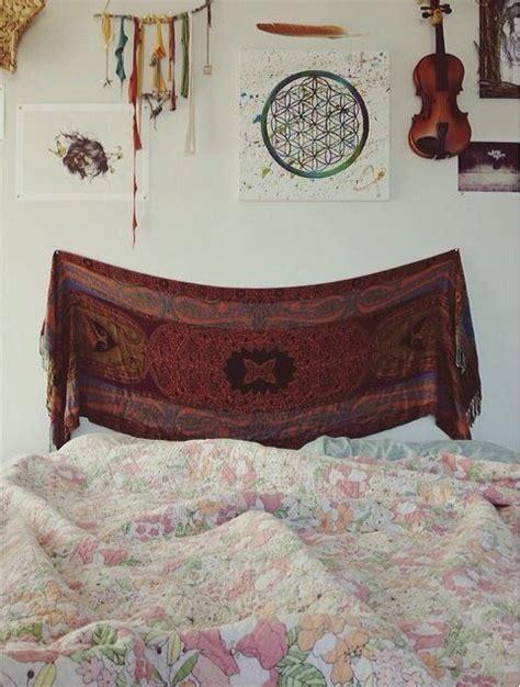 boho headboard bohemian bedroom sweet home inspiration pinterest