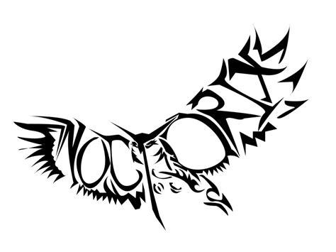 tribal tattoo owl tribal owl clipart best