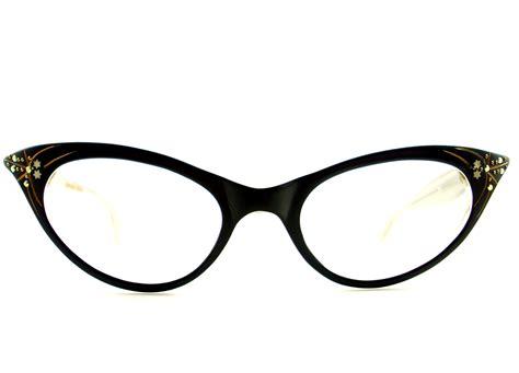 Cat Eye Sunglasses Glasses vintage eyeglasses frames eyewear sunglasses 50s vintage