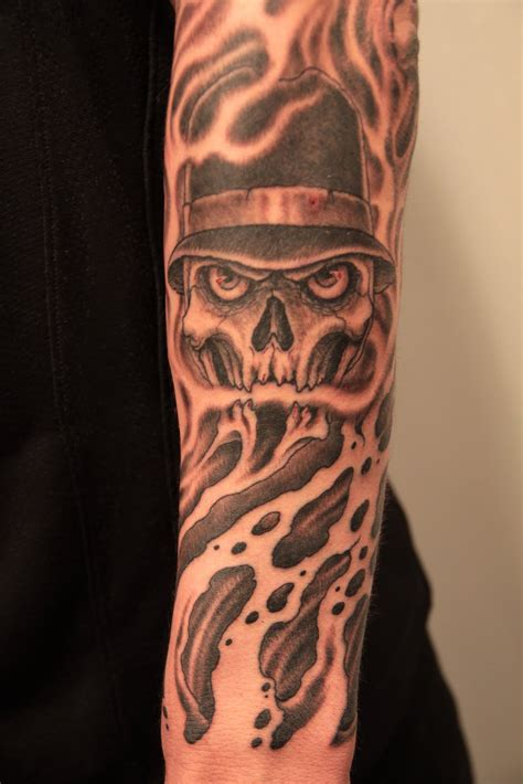 mr cartoon tattoo designs free designs mr skull tattoos