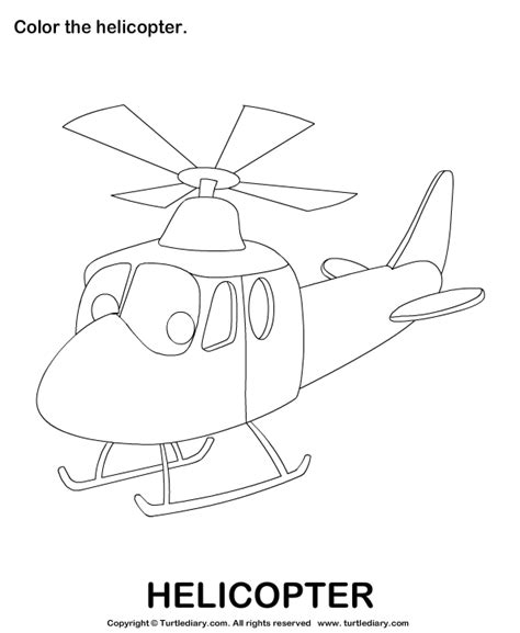air transportation coloring pages preschool air transport color the pictures turtlediary com