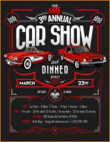 Car Show Flyer Template by Car Show Flyer Templates Www Imgkid The Image Kid