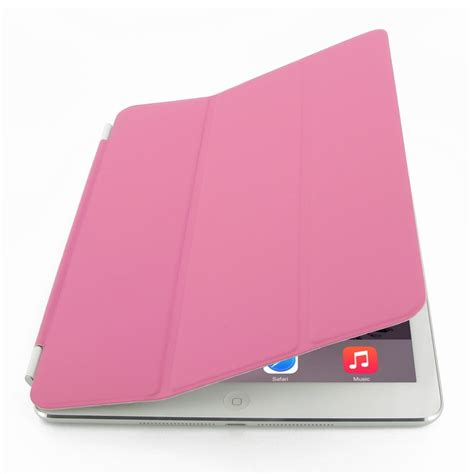 Smart Cover Air Pink1716 air 2 smart cover petal pink pdair 10 free shipping