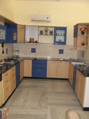 Modular Kitchen Components by Modular Kitchen L Type In Sardarpura Jodhpur Distributor