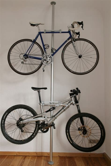 Used Bike Rack by 20 Diy Bikes Racks To Keep Your Ride Steady And Safe