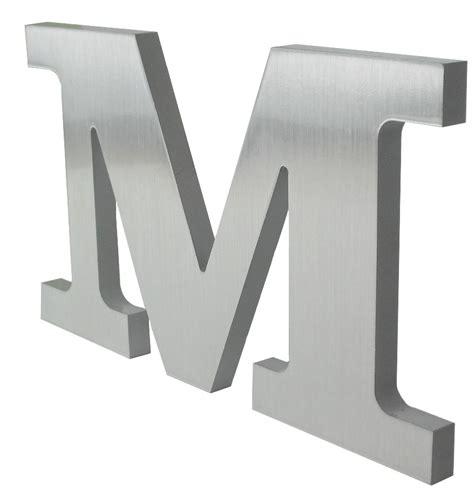 Custom Metal Letter aluminum letters aluminum numbers aluminum signs