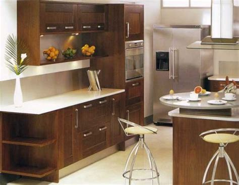 Simple Kitchen Ideas For Small Spaces by Simple Kitchen Designs For Small Spaces My Home Design