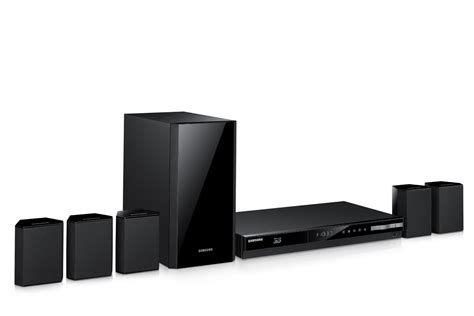 networking home theater system glance
