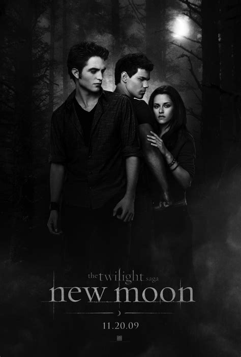 Black and White poster - Twilight Series Photo (6410426