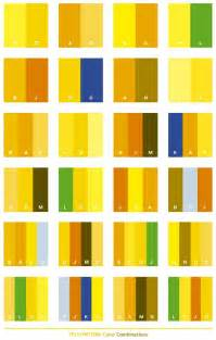 colors that go well with yellow best 25 yellow color schemes ideas on yellow