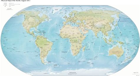 map of the earth clipart physical map of the world