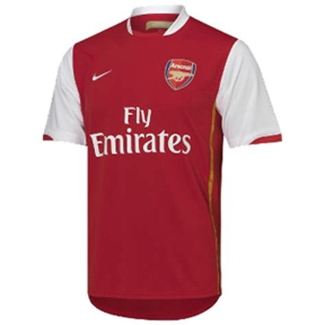 Raglan Arsenal Edition 12 Ordinal Apparel nike youth arsenal soccer jersey home 2007 08 soccerevolution