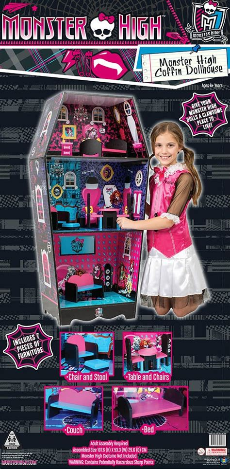 monster high doll house amazon babi a fi guide to miniature doll coffins