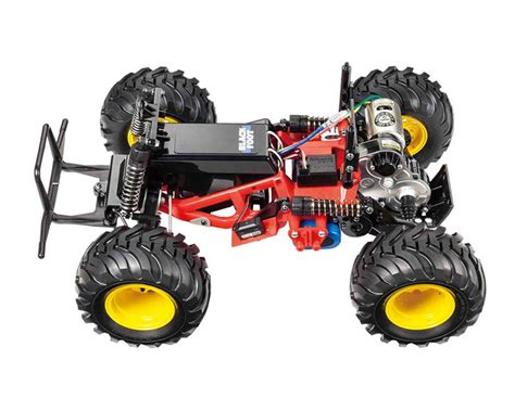 tamiya blackfoot tamiya blackfoot 2016 2wd electric monster truck kit