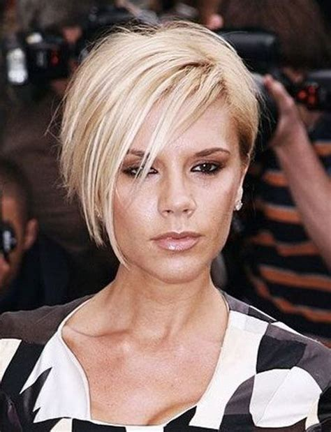 short hairstyles and cuts great female celebrities with