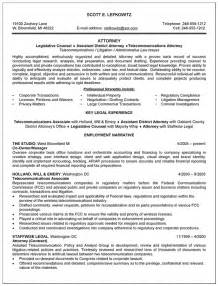 Attorney Resume Samples Resume Samples District Attorney Resume