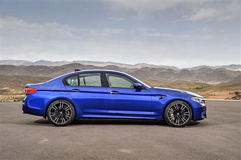 m5 f90 2018 bmw m5 unveiled with 600 ps awd and rwd autoevolution