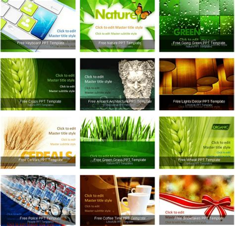 template dalam powerpoint adalah 5 website penyedia template presentasi powerpoint gratis