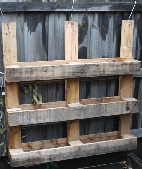 Hanging Wooden Planter Boxes by The World S Catalog Of Ideas