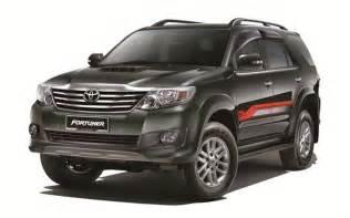 4x4 Suv Price Toyota Fortuner 4x4 At