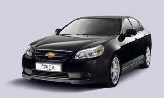 chevrolet epica 2 5 2008 auto images and specification