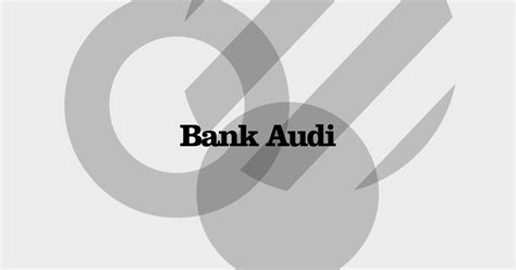 Bank Audi Turkey personal banking bank audi
