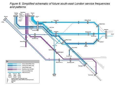 Commercial Complex Floor Plan the kent route study part 1 london bridge metro services
