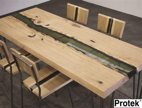 tavolo in resina groove tavolo by protek 174