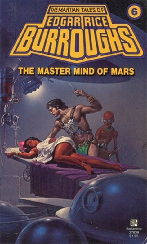 The Master Mind Of Mars the master mind of mars barsoom 6 by edgar rice burroughs