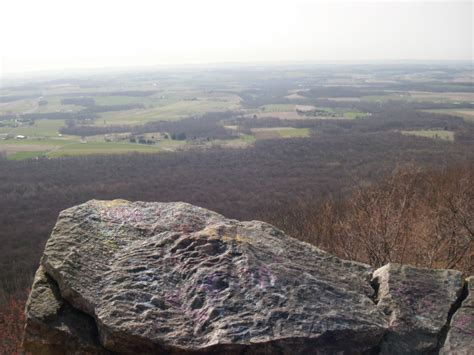 Bake Oven Knob by Wilderness Escapades Bake Oven Knob Rd To Lehigh Gap 8