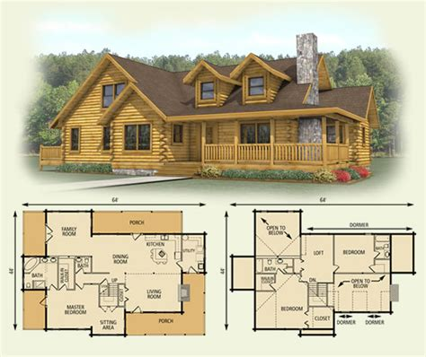 cabin floor plans with loft hideaway log home and log 16x20 cabin plans ksheda