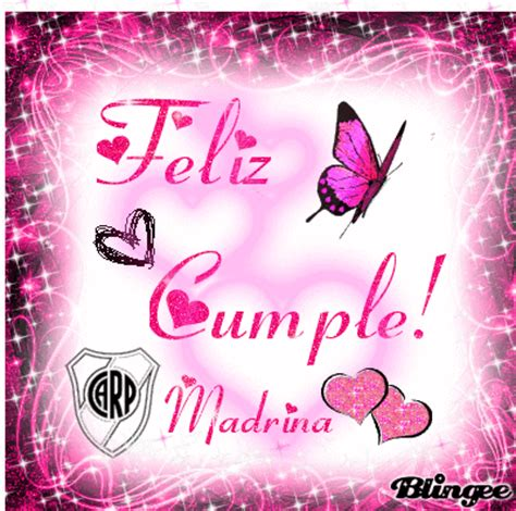 Imagenes Feliz Cumpleaños Madrina   feliz cumple madrina picture 112946810 blingee com