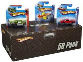Enter to win a Hot Wheels 50 car pack