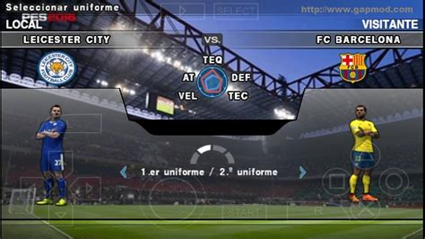 download game psp pes 2016 format iso pes 2016 panda patch by ascend degea psp android gapmod