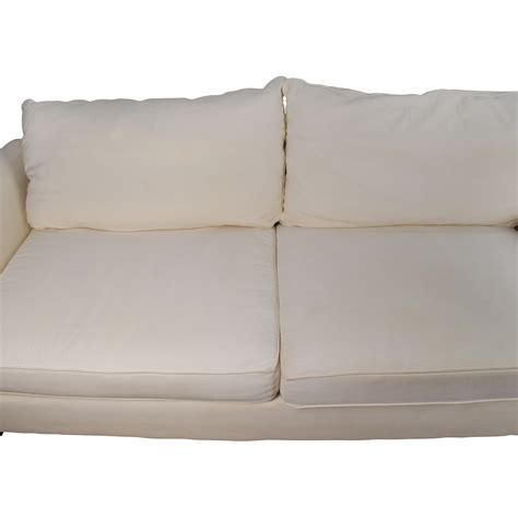 pottery barn comfort roll arm sofa 80 pottery barn pottery barn pb comfort roll arm
