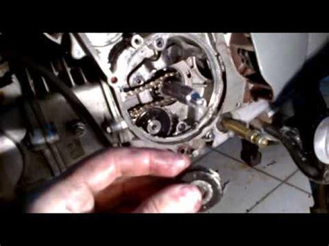 cadena moto colocar como cambiar la cadena de distribucion corven 110 parte