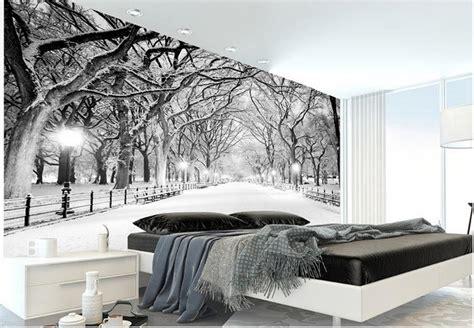 cheap living room wallpaper get cheap winter landscape wallpaper aliexpress alibaba