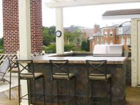 Outside Bar Plans by Outdoor Living Designs Outdoor Design Landscaping