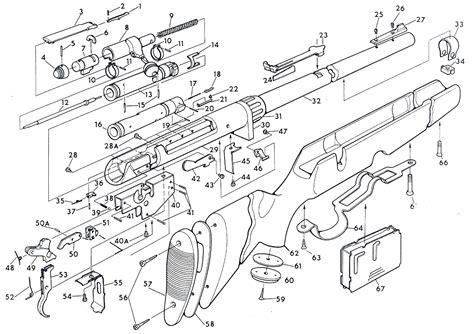 savage model 110 parts diagram 325 savage 340 bolt ac