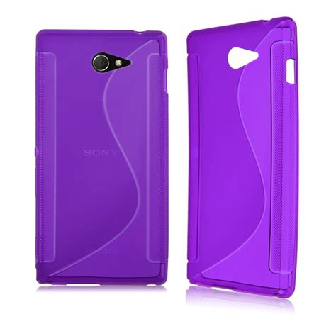 Backdoor Sony Xperia M2 Back Casingback Cover tpu rubber back cover skin pouch for sony xperia m2 dual d2302 d2303 s50h ebay