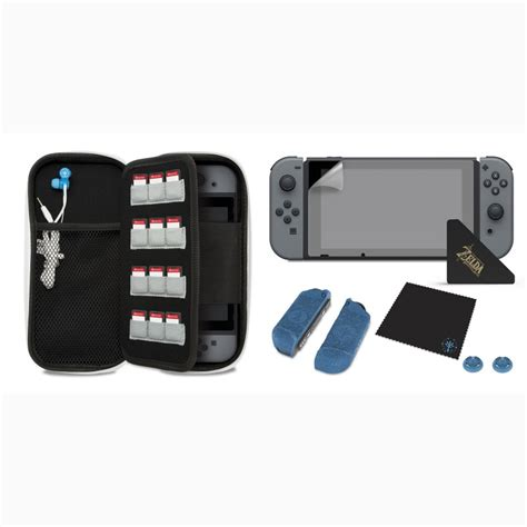 nintendo switch starter kit bundle link tunic edition