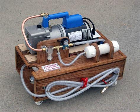 vacuum press woodworking how to build a wood deck dirt wood l post designs