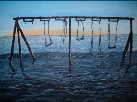 ocean swing set swing set ocean by ash dragon wolf on deviantart
