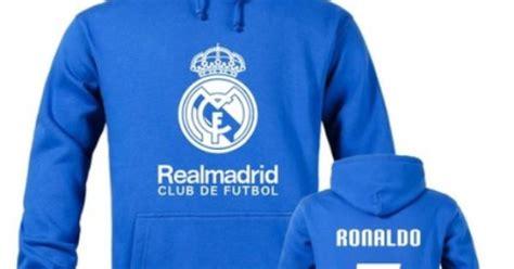 Hoodie Jumper Real Madrid 4 real madrid cristiano ronaldo hoodie sweater b fandomsky